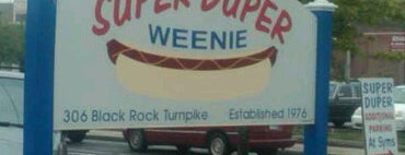 "Super Duper Weenie is one of ""Diners, Drive-Ins & Dives"" (Part 1, AL - KS)."