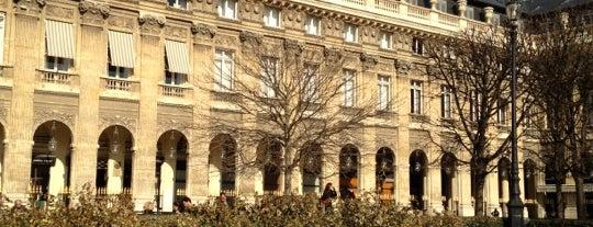 Jardin du Palais Royal is one of เที่ยวช้อปปิ้ง Paris!.
