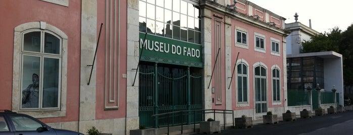 Museu do Fado is one of Lisboa.