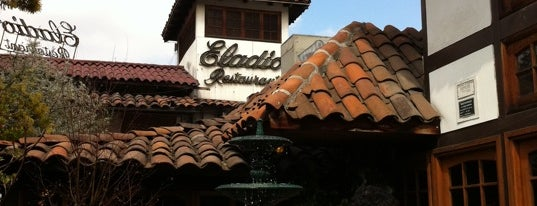 Eladio Restaurant is one of Bares, restaurantes y otros....