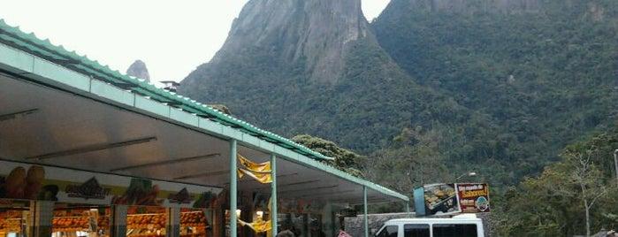 Paraíso da Serra is one of Rio de Janeiro.