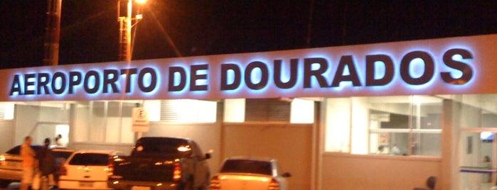 Aeroporto de Dourados (DOU) is one of Aeroportos do Brasil.
