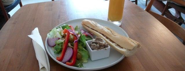 Café Panini is one of Egy nap a városban: A legjobb reggeli nyomában.