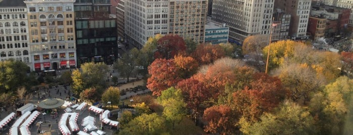 Union Square Park is one of USA Trip 2013 - New York.