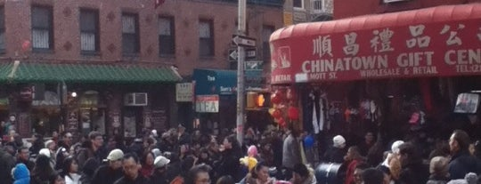 Chinatown is one of USA Trip 2013 - New York.