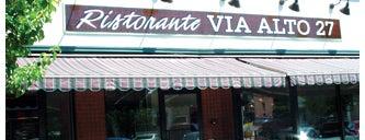 Ristorante Via Alto 27 is one of WOOCard Venues.