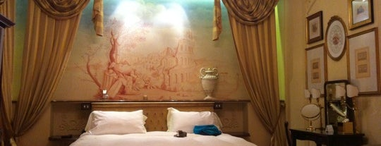 The St. Regis Rome is one of Best of World Edition part 2.