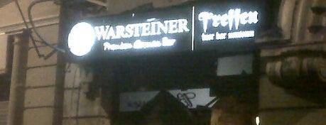 Treffen Bar is one of Bares.