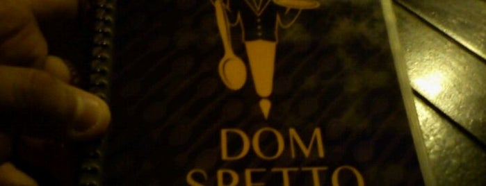 Dom Spetto is one of Bar.