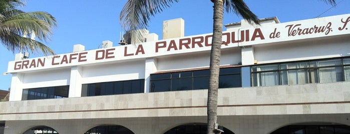 La Parroquia de Veracruz is one of Places.