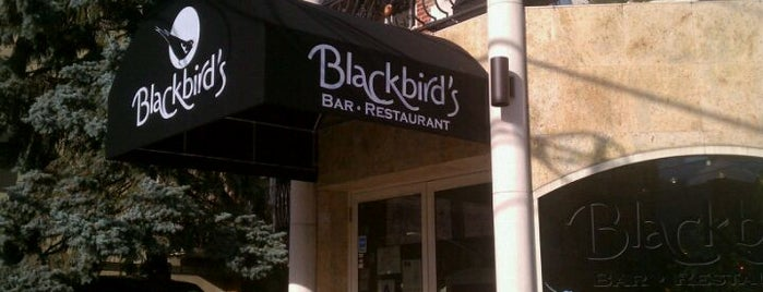 Blackbird's is one of Astoria Locations.