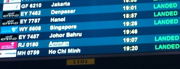 KLIA Arrival Hall is one of Airp0rts.