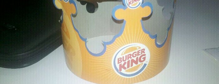 Burger King is one of Top picks for Burger Joints.
