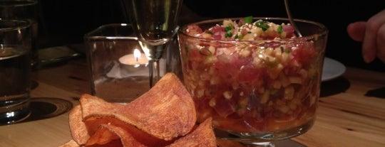 Serpas True Food is one of Restaurants ATL.