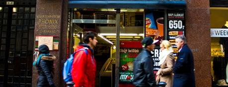 MyWay Szendvics is one of Éttermek   Restaurants.