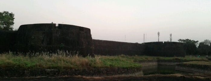 Palakkad Tipu Sultan's Fort is one of Best places in Palakkad, India.