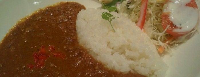 新宿中村屋 インドカリーの店 恵比寿店 is one of Ebisu Hiroo Daikanyama Restaurant 1.