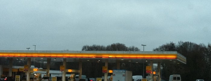 Shell Wetteren-Zuid is one of Gasoline stations at Belgium.