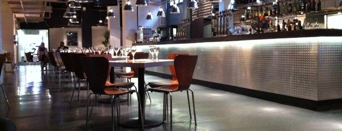 Riverside Studios is one of London Restaurants.