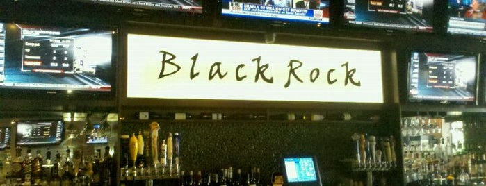 Black Rock Bar & Grill is one of Lugares x Ir.