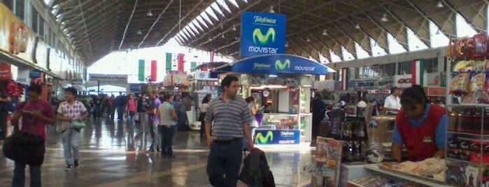 Central de Autobuses de Puebla is one of Puebla #4sqCities.