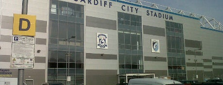 Cardiff City Stadium is one of Barclays Premier League Stadiums 2013-14 Season.