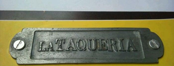 La Taquería is one of Restaurantes visitados.