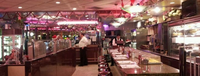 Port Chester Coach Diner is one of Well-Dined.