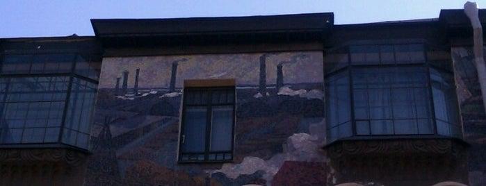 Доходный дом герцога Н. Н. Лейхтенбергского is one of Интересное в Питере.