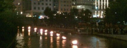 WaterFire Providence - Waterplace Park is one of Guide to Providence's best spots.