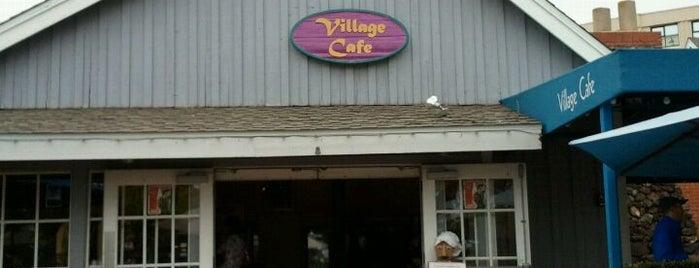 Village Café is one of GF.