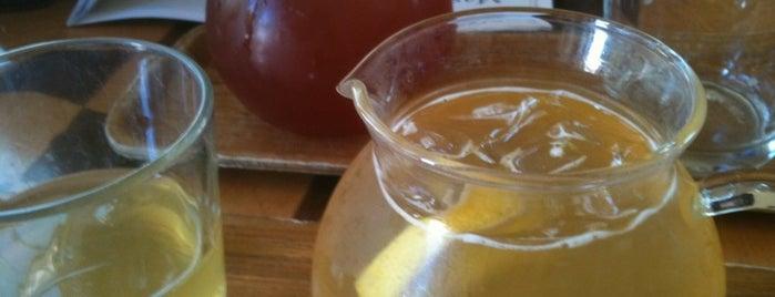 Samovar Tea Lounge is one of My San Francisco.