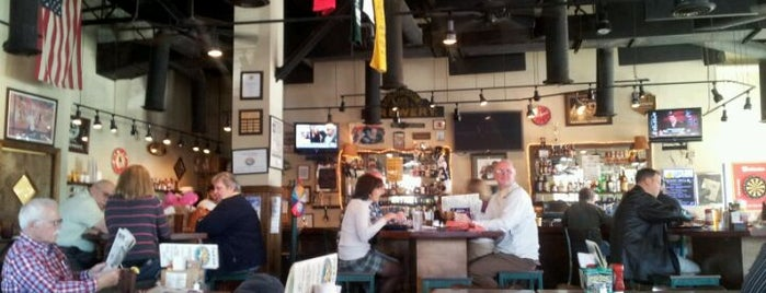 Dog & Duck is one of Guide to Charleston's best spots.