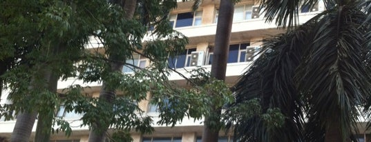 Hotel Rang Sharda is one of <Mumbai's Best Hotels>.