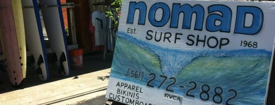 Nomad Surf & Sport is one of Local Treasures.