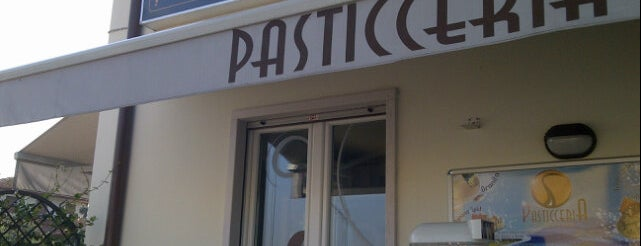 Pasticceria La Rotonda is one of Veneto best places 2nd part.