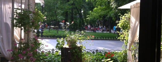 Jardin is one of Best Restaurant in Odessa (the truth).