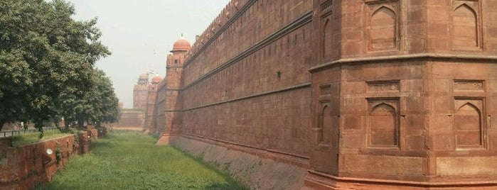 Red Fort (Lal Qila) is one of Best of World Edition part 3.