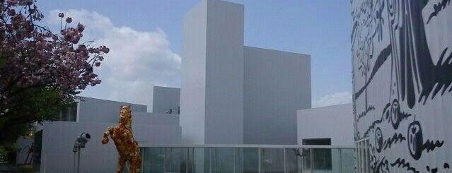 Towada Art Center is one of Jpn_Museums2.
