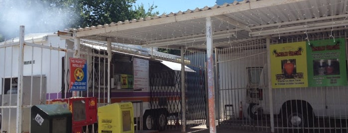 El Taconazo is one of The 15 Best Food Trucks in Houston.
