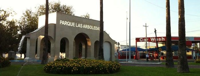 Parque Las Arboledas is one of Must-visit Food in Monterrey.