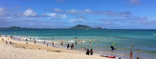 Kailua Beach Park is one of Places to see before I die.