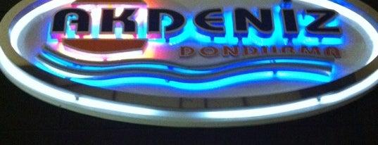 Akdeniz Dondurma is one of Seçkin Mekanlar.