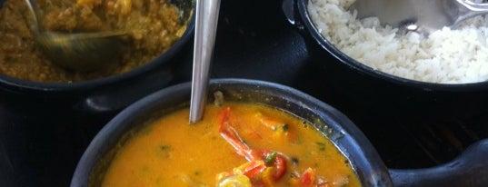 Restaurante Caçarola is one of Onde comer bem em Aracaju, Sergipe..