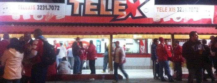 Tele X is one of Burgers in Porto Alegre.