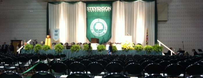 Stevenson University - Greenspring Campus is one of Colleges and Universities in Maryland.