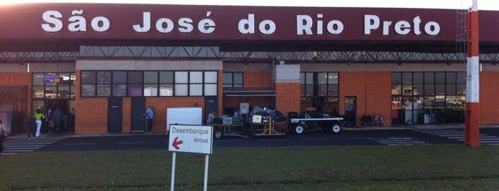 Aeroporto de São José do Rio Preto / Prof. Eribelto Manoel Reino (SJP) is one of Aeroportos do Brasil.