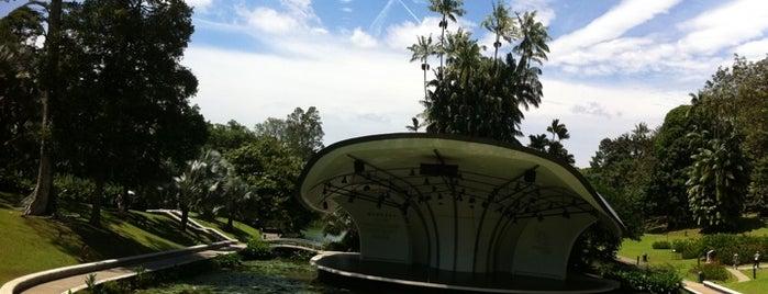 Singapore Botanic Gardens is one of Singapore's Popular Places.