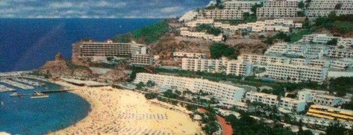 Puerto Rico Beach is one of Gran Canaria.