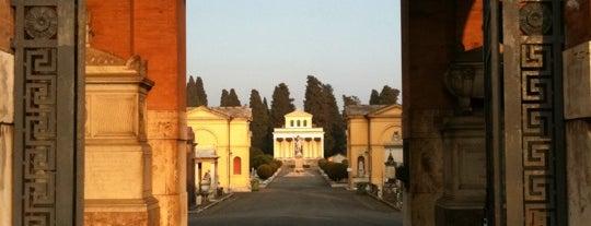 Cimitero Monumentale del Verano is one of 101 cose da fare a Roma almeno 1 volta nella vita.